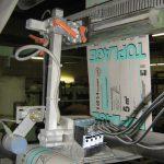 Bahnenbedruckung mit HSAjet 4-Kopf-Anlage un Tanksystem in staubiger Umgebung