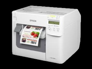 EPSON 3500 Farbetikettendrucker