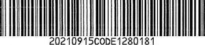 REINER jetstamp graphic Barcode drucken