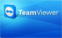 Team Viewer Startbutton