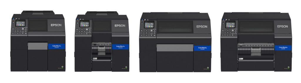 Farbdrucker Epson Colorworks C6000 Serie